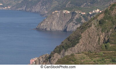 Cliffs of the Cinque Terre