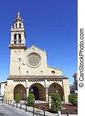 Iglesia de San Lorenzo - Church in Granada Iglesia de San...