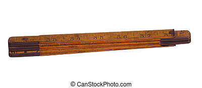 old yardstick