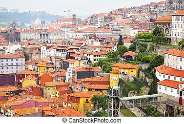 Porto - View of Porto, Portugal