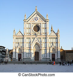 Basilica of Santa Croce - Basilica of the Holy Cross,...