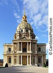 Les Invalides - Chapel of Saint-Louis des Invalides The...