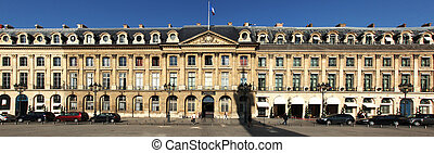 Ministry of Justice Paris