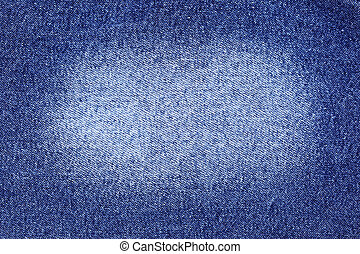 Blue jeans background - Blue jeans, may be used as...
