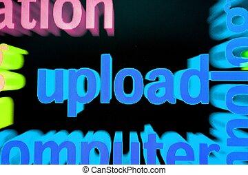 Upload concept