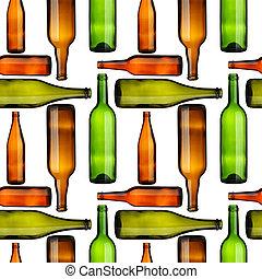 botellas,  seamless