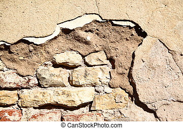 Ancient wall, may be used as background