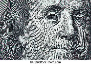 Benjamin Franklin - High definition Benjamin Franklin...