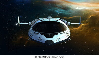 spaceship  - image of spaceship