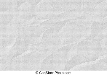 Crinkle paper for background and texture.