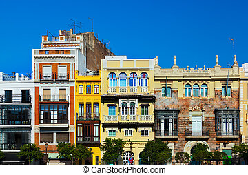 Sevilla Spain architecture - travel background