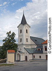 Church of the Assumption, Nitra, Slovakia, Central Europe