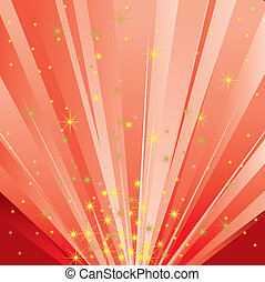 Magic Light Abstract Magical Background