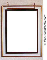 Photo frame with lamp