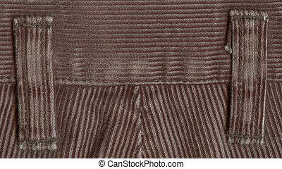 brown jeans texture, can be used as background