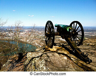 IMG_0504 - Cannon over Point Park