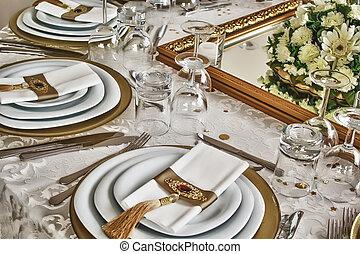 wedding 6 - wedding table