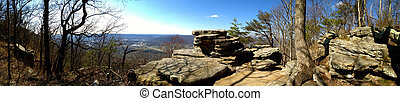 Lookout Mountain Panorama