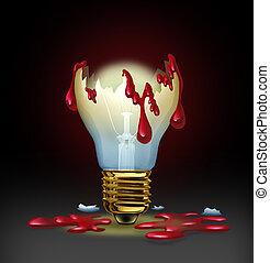 dangereux, Idées