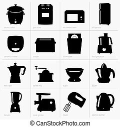 Kitchenware - Set of kitchenware part 1