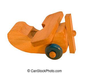 Wooden airplan - Aviation