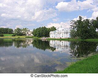 mere - beautyful mere in Tsarskoye Selo
