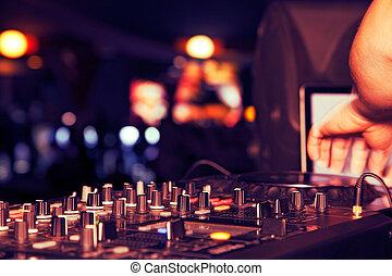 fiesta,  dj