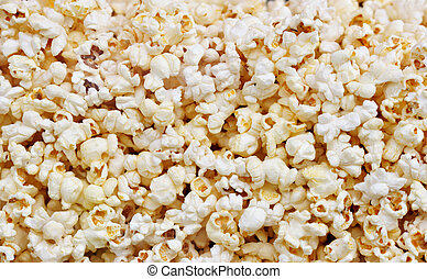 Popcorn - Lots of popcorn, may be used as background