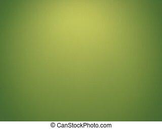 Abstract vintage grunge  green color background with black vignette frame o