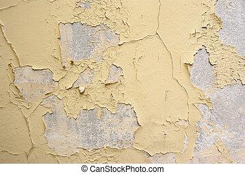 vägg, konkret, stil,  grunge, bakgrund