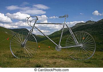 Top Gladon - 4 - The famous Col de Glandon Tour de France