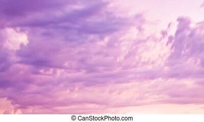 High Definition Cloud Time Lapse - HIgh definition cloud...