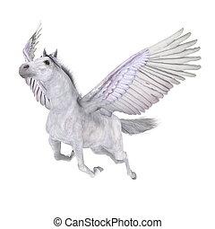 Pegasus - image of pegasus
