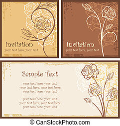 Invitation Rose 00  - Invitation