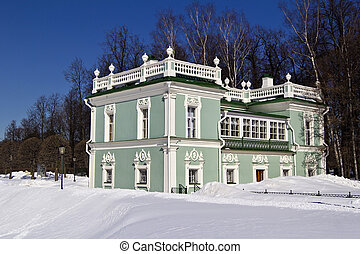 Italian home in Kuskovo - Kuskovo, historic park in...