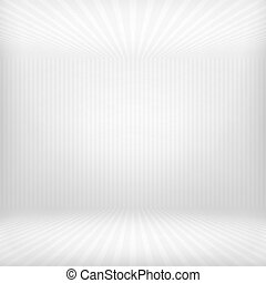 Empty room - Abstract white interior. EPS 10 vector...