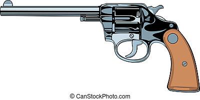 antigas, arma