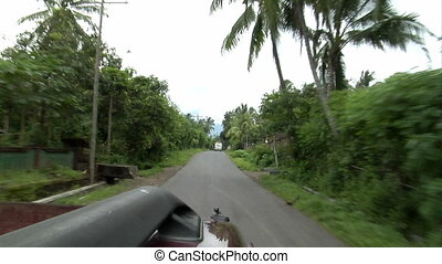 indonesian county drive