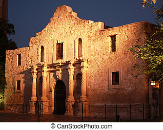 Alamo at San Antonio, Texas