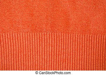 orange woollen sweater pattern detail backdrop - orange...