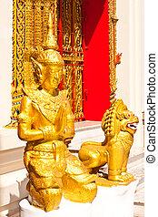 タイ, 芸術