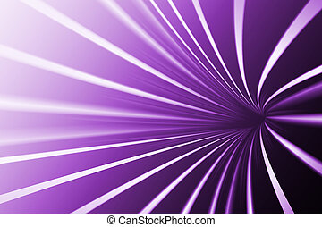Abstract line purple background