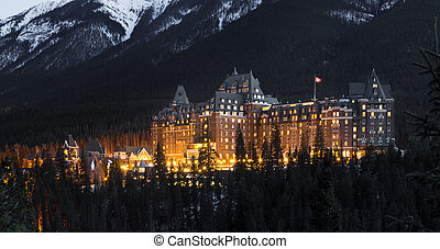 Banff Fairmont Hotel celebrates 125th anniversary. - Banff...