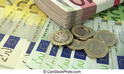 quick euro zoom dolly - real shot, no CGI