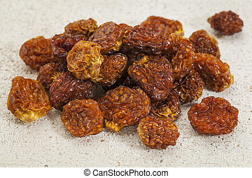 dried goldenberries (physalis peruviana) , superfruit from...