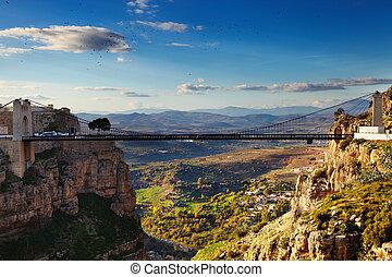 città,  constantine,  algeria