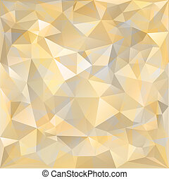 Geometric pattern, triangles background. Eps10 vector...