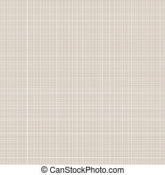 Seamless linen texture. Vector background