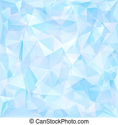 Geometric pattern, triangles background Eps10 vector...