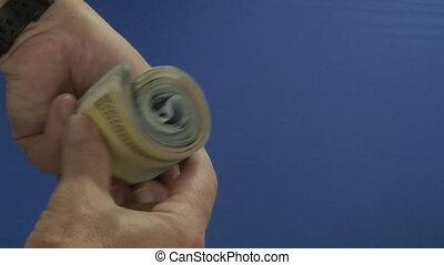 show money blue - 10162 show money blue